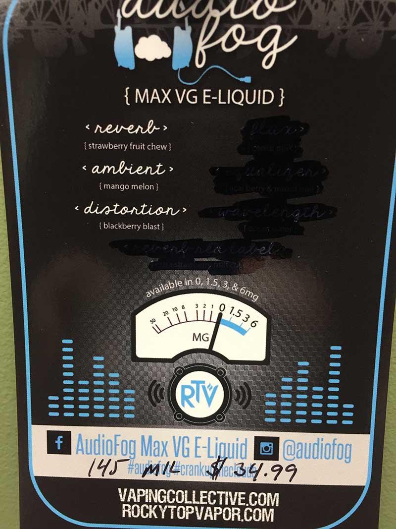 Audio Fog